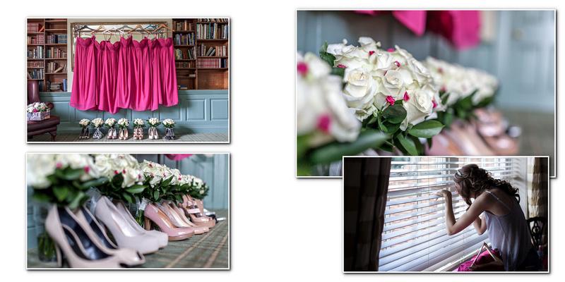 The Fennes wedding photographer 1