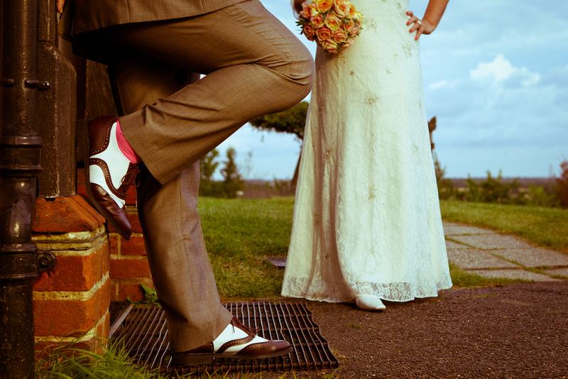 creative wedding photographers Essex.