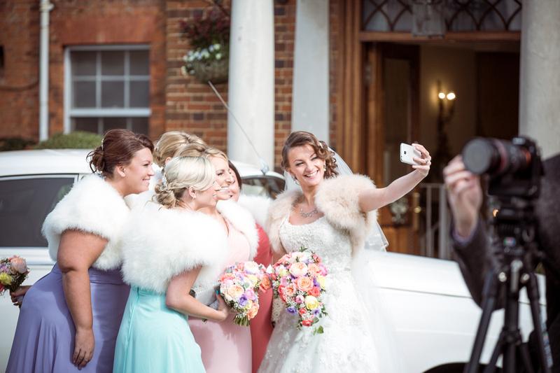Parklands Quendon Hall wedding photos 1