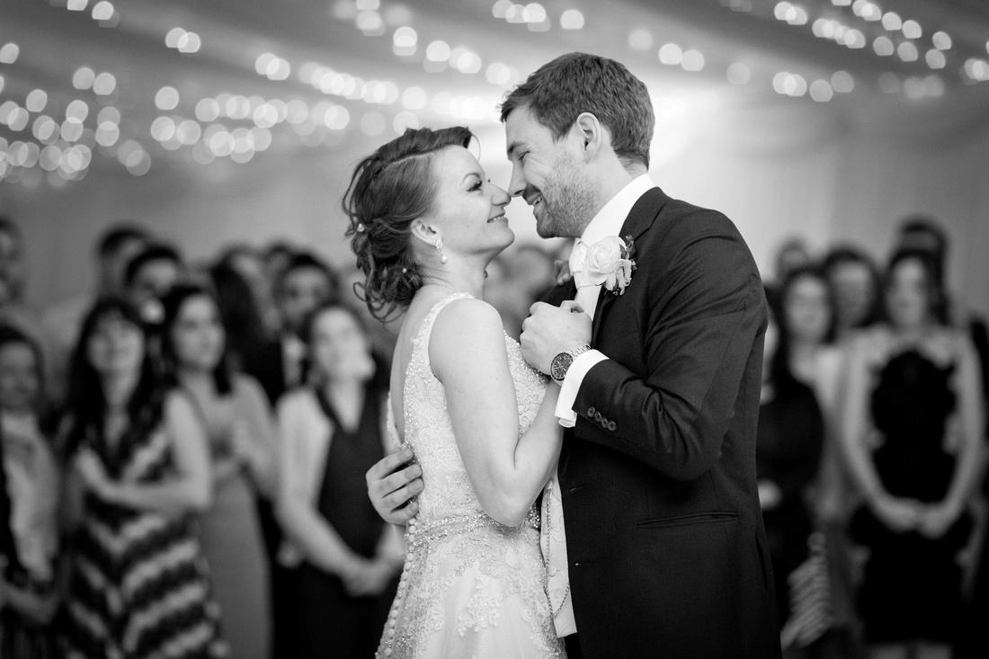Parklands Quendon Hall First dance wedding photos