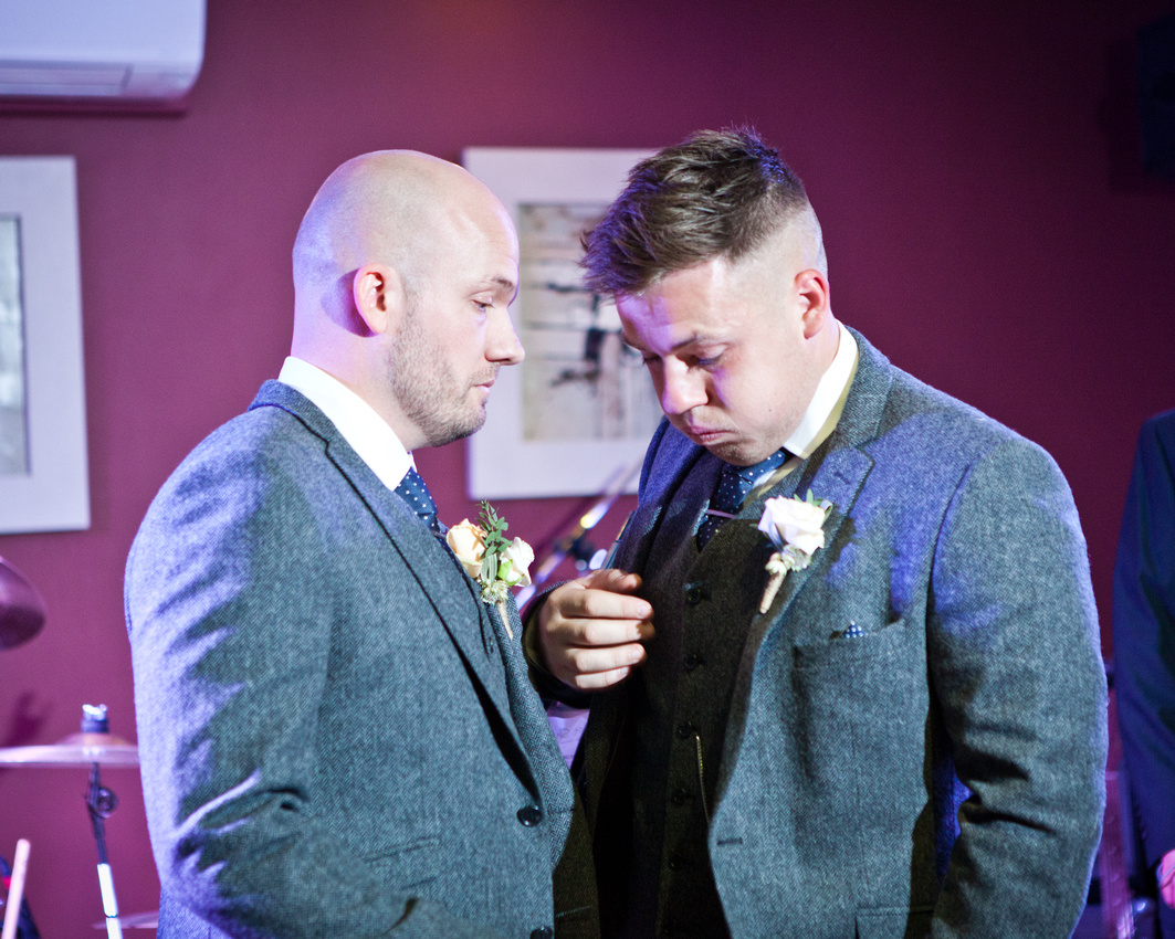 Best man speeches | The Rochford Hotel wedding photography | Essex