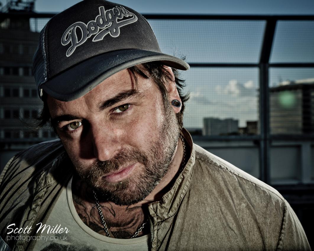 DJ SCOTT LANGLEY PORTFOLIO PICTURES
