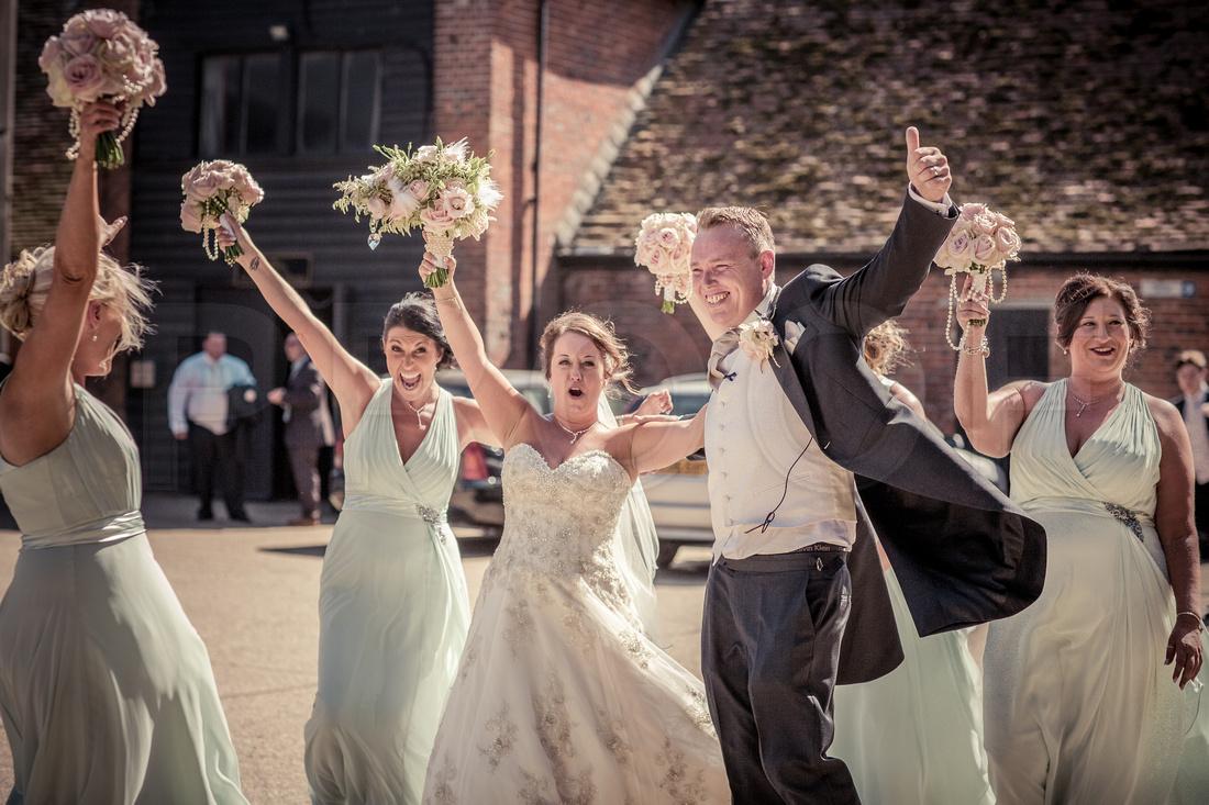 Red Brick barn weddings 1629