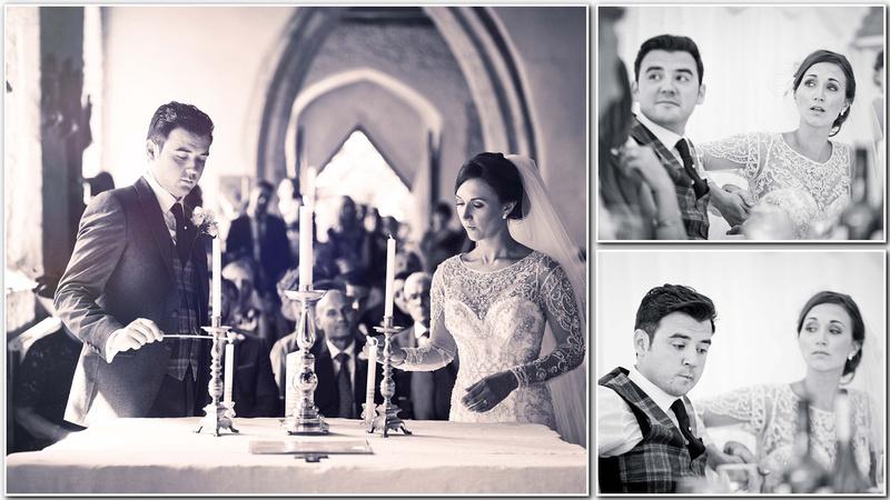 Wedding photographer Hockley | St peter and Paul church