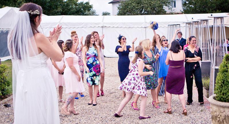 Greenwoods Spa bride
