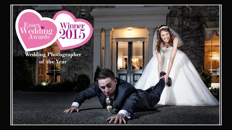 Essex wedding photographer of the year 2015