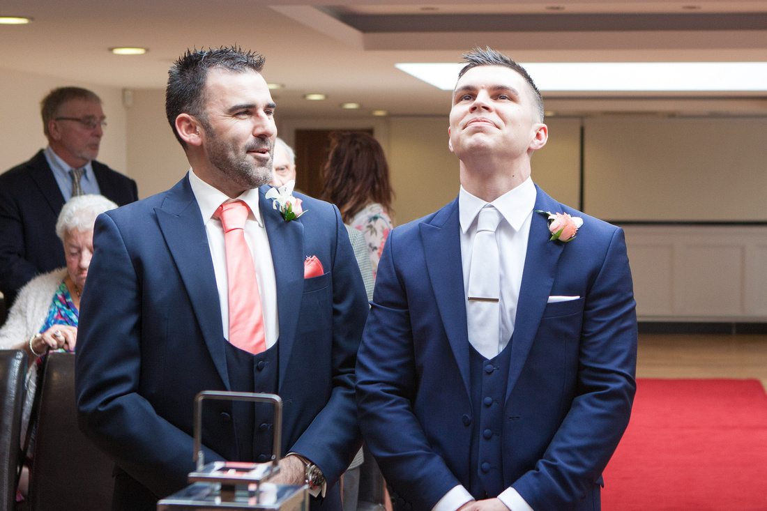 The Rayleigh club wedding photograpers Essex