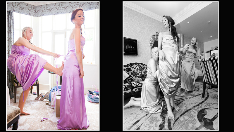 Wedding photographers in Southend