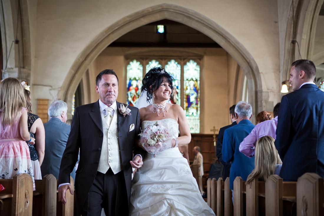 Leigh on sea wedding photographer - St Clements church Leigh on sea 77