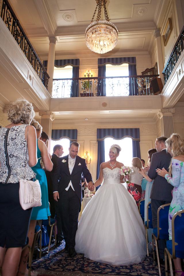 Wedding Photographers in Rochford -  The Lawn wedding photographer 6
