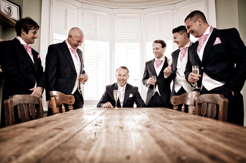 Wedding Photographers in Rochford -  The Lawn wedding photographer 1