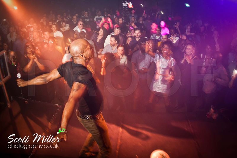 ROBERT OWENS live @ THE MINISTRY OF SOUND