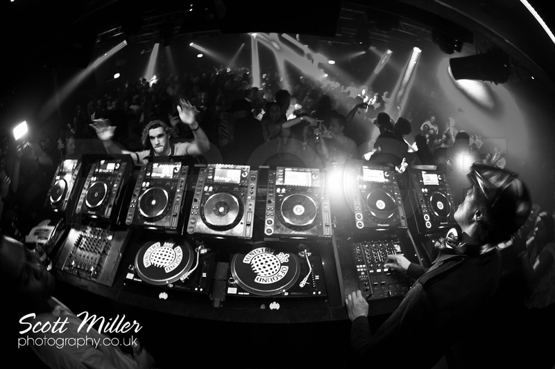Paul Trouble Anderson |  Ministry of sound
