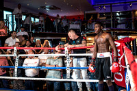 IBA BOXING JUNE 2015 - The Boatyard Leigh on sea Essex