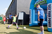 Billy Wingrove soccer school 04-12