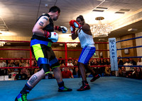 Park Inn Southend  Boxing September 2015