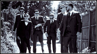 Groomsmen photo - High house weddings