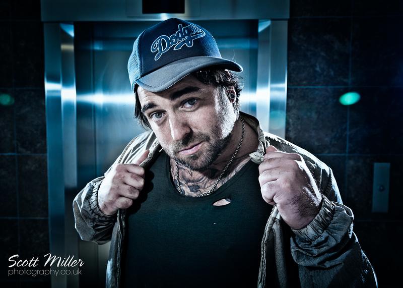 DJ SCOTT LANGLEY ESSEX DJ PRESS SHOTS