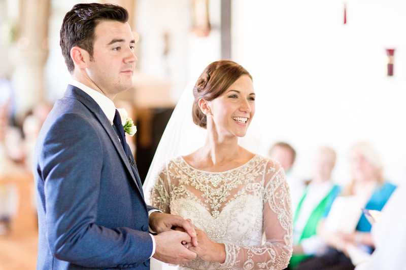 St peter and Paul church Hockley Essex | Wedding