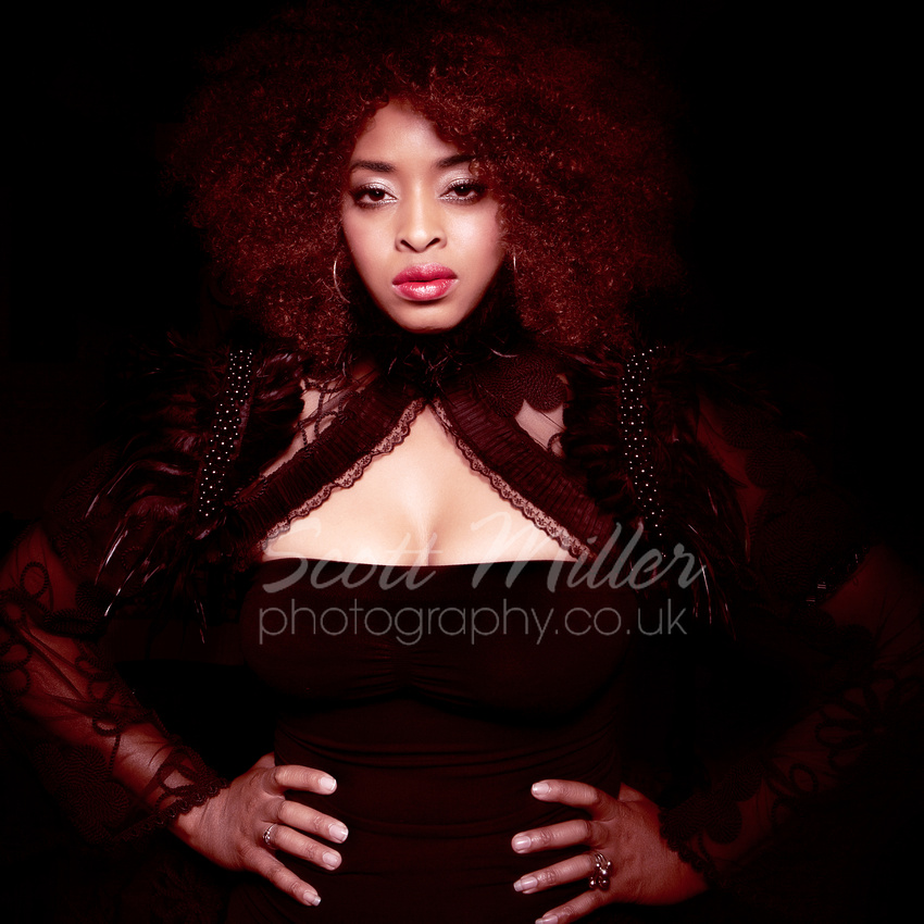 Singer Song writer Tasita D'mour photo shoot images