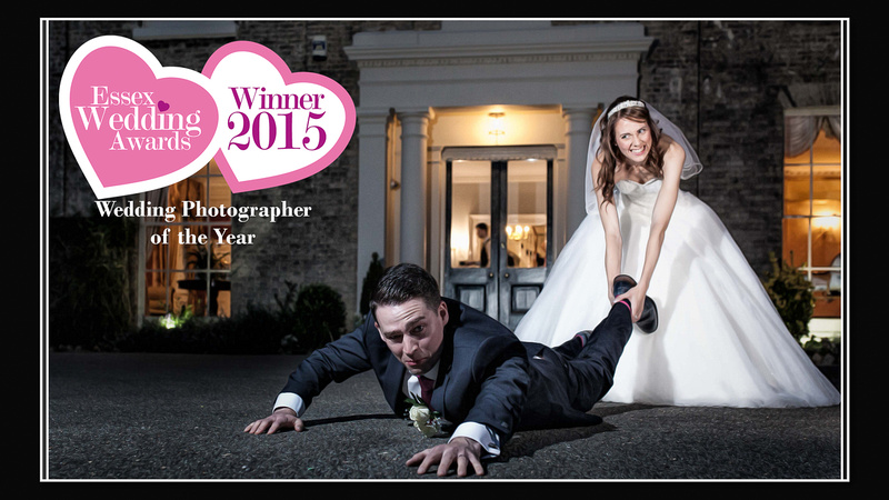 Essex wedding photographer of the year 2015