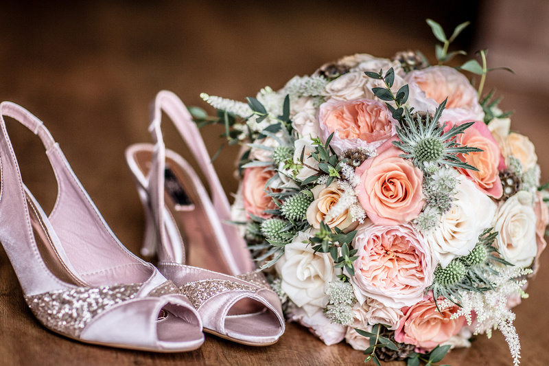 Rochford Hotel wedding photography | Flowers