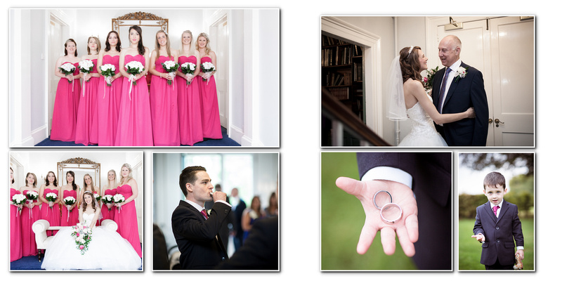 The Fennes wedding photographers in Bocking Essex 1